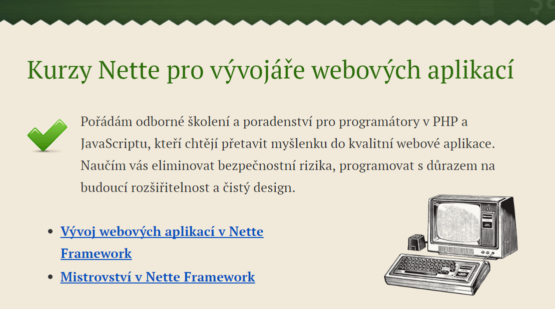 nette php
